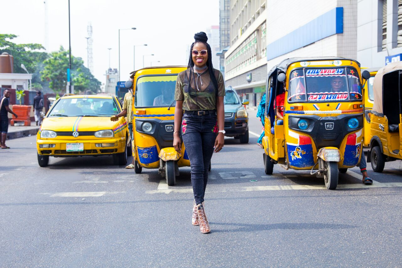 MY CRAZY EXPERIENCE SHOOTING ON THE STREET OF LAGOS